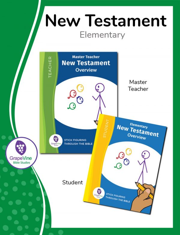 New Testament Elementary- Green image