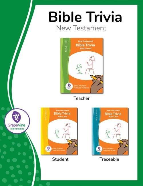 New Testament Trivia