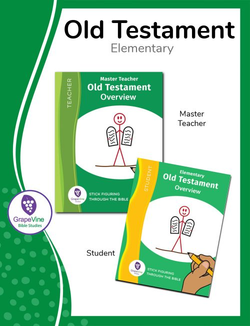 Old Testament Elementary- Green image